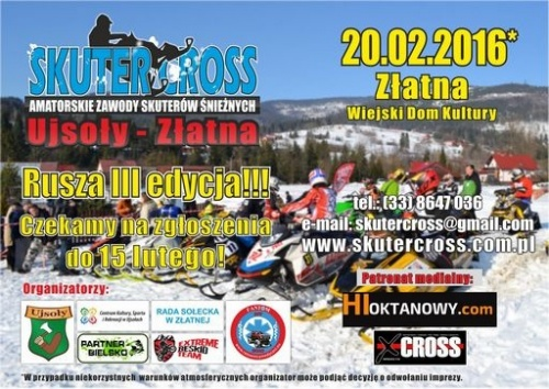 Skuter Cross